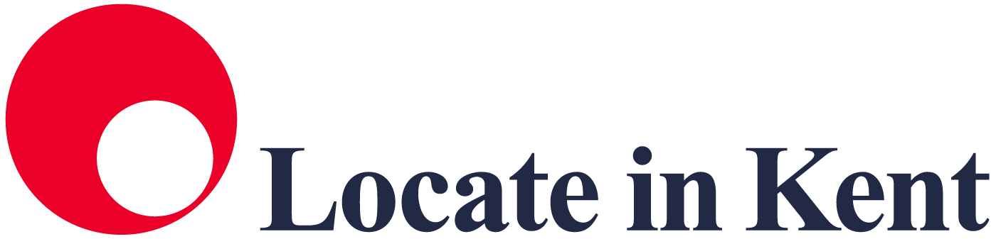 Locate in Kent logo