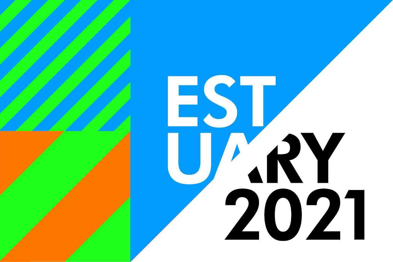 Estuary 2021 graphic banner artwork